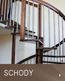 Schody Szczecin